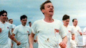 Opening scene, Chariots of Fire