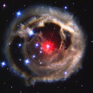 Cosmos Image, Hubble Telescope