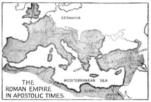 roman empire apostolic