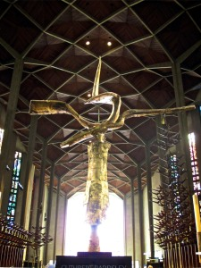 Cross of Nails, Coventry Cathedral