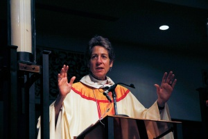Presiding Bishop Katharine Jefferts Schori